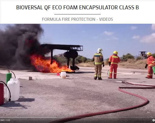 BIOVERSAL QF ECO FOAM ENCAPSULATOR CLASS B - Blog